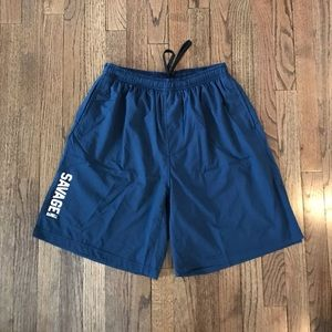 Savage Barbell Mens Training Shorts
